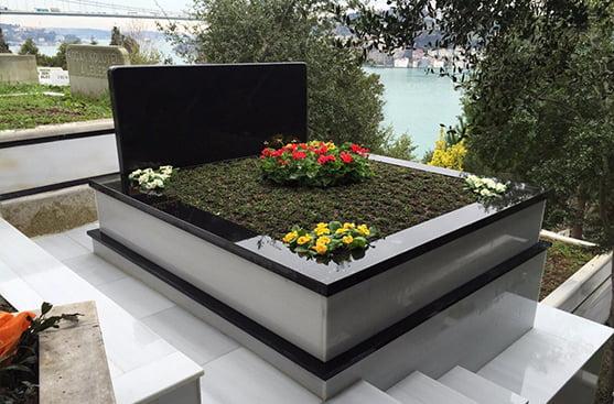 mezarlık mezartaşı aile kabristanı